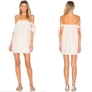 (Tularosa) Perry Dress in Bright White